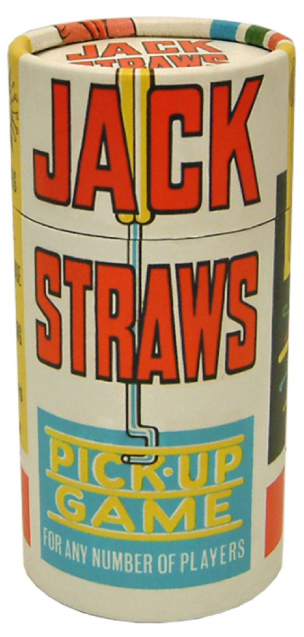 Jack Straws - Pick up Game